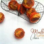 Muffins lardons – olives