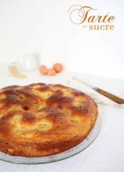 tarte-au-sucre