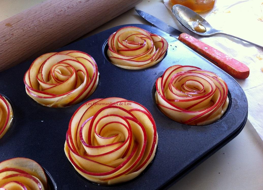 preparation-tartelettes-roses-de-pommes