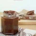 Pâte à tartiner chocolat - noisettes (Recette de Christophe Michalak)
