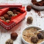 Truffes chocolat – pralin