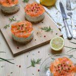 Cheesecake au saumon fumé (sans cuisson)