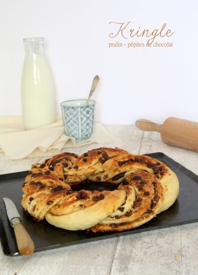 kringle-au-pralin-et-pepites-de-chocolat