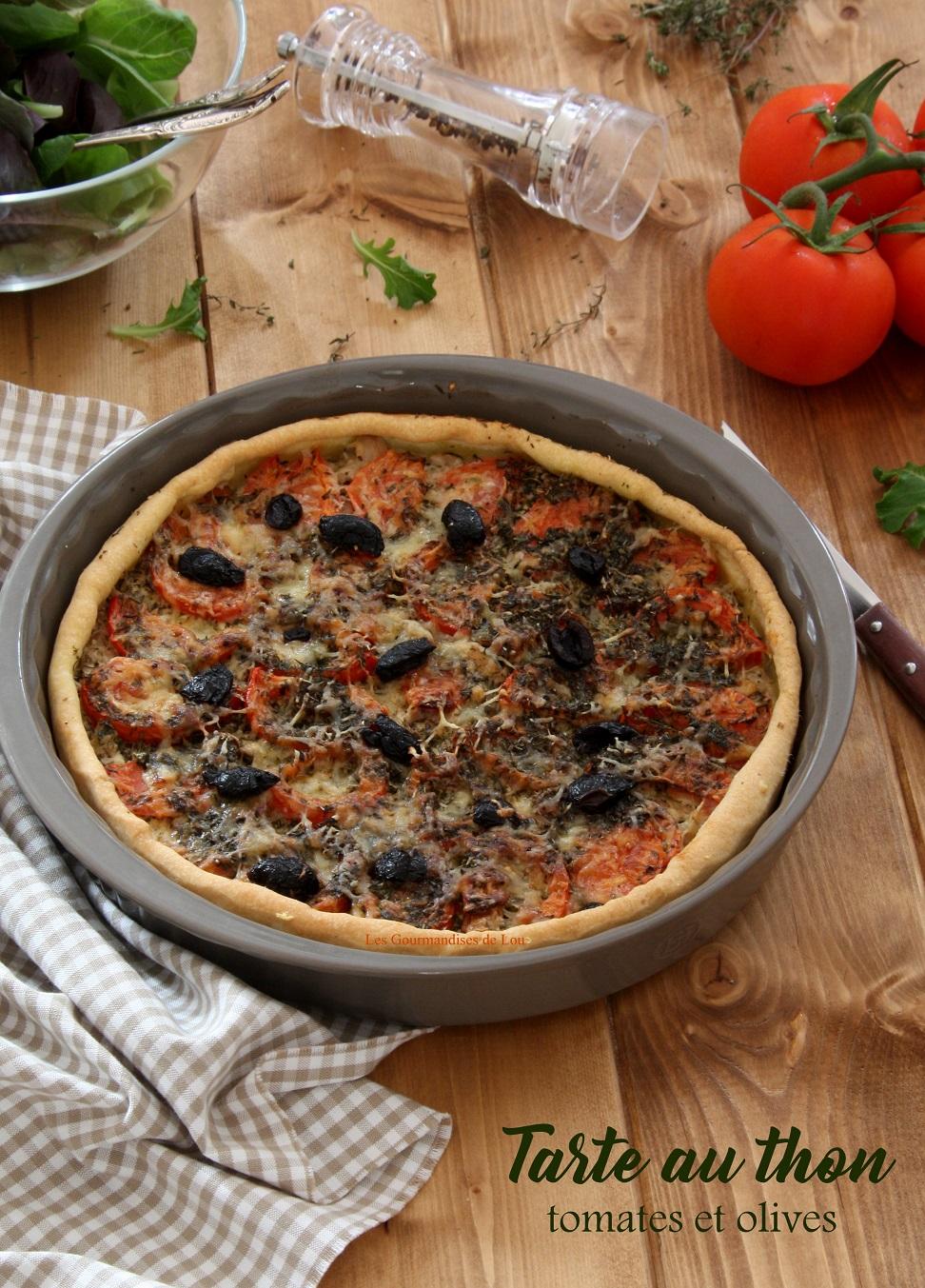 tarte-au-thon-tomates-et-olives