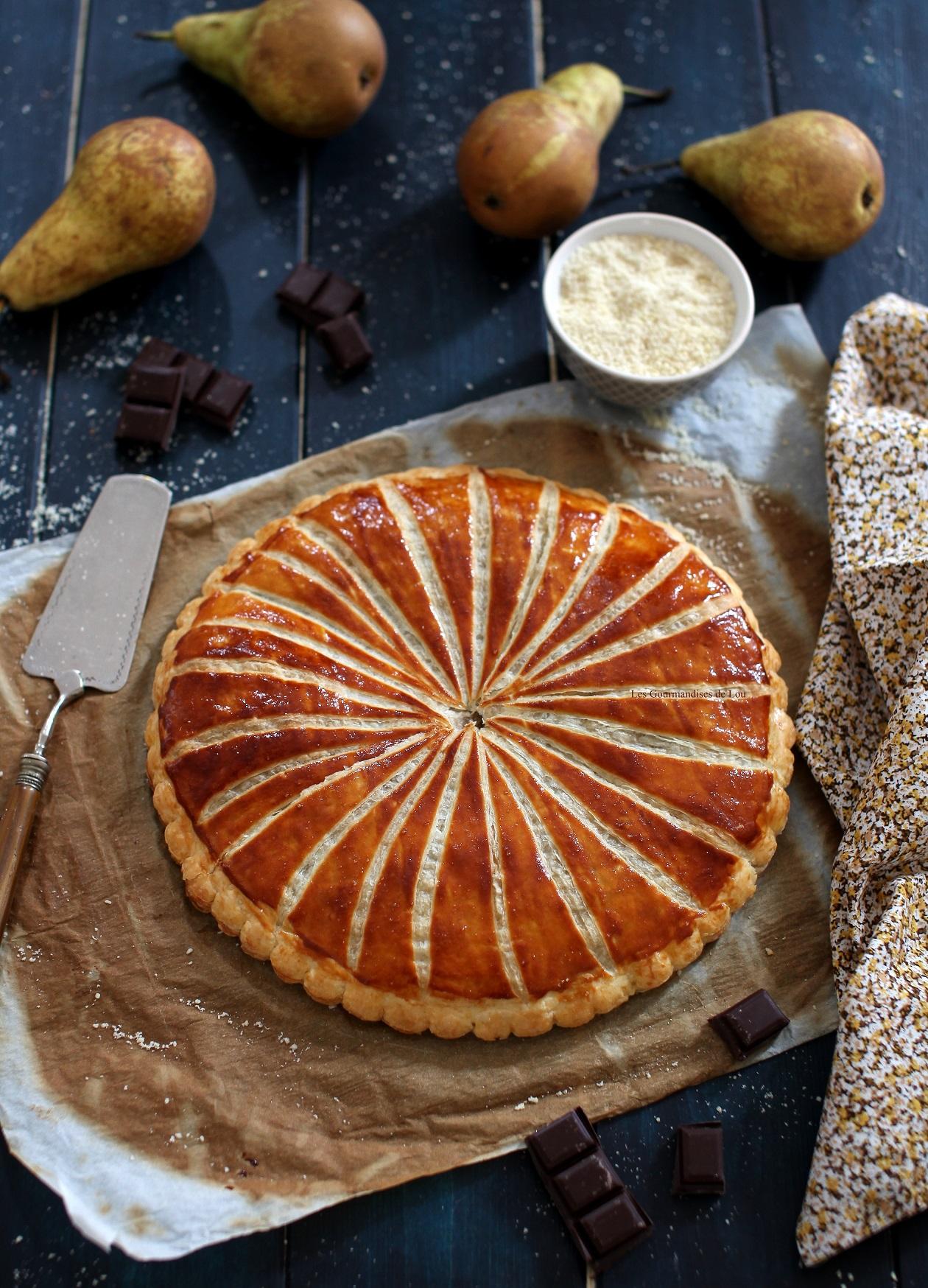 galette-des-rois-poire-chocolat