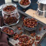 Granola cranberries, noisettes, amandes et graines de courge
