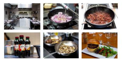 en cuisine avec la villageoise a l atelier des chefs