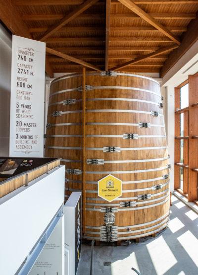A la découverte du Vinaigre Balsamique de Modene IGP