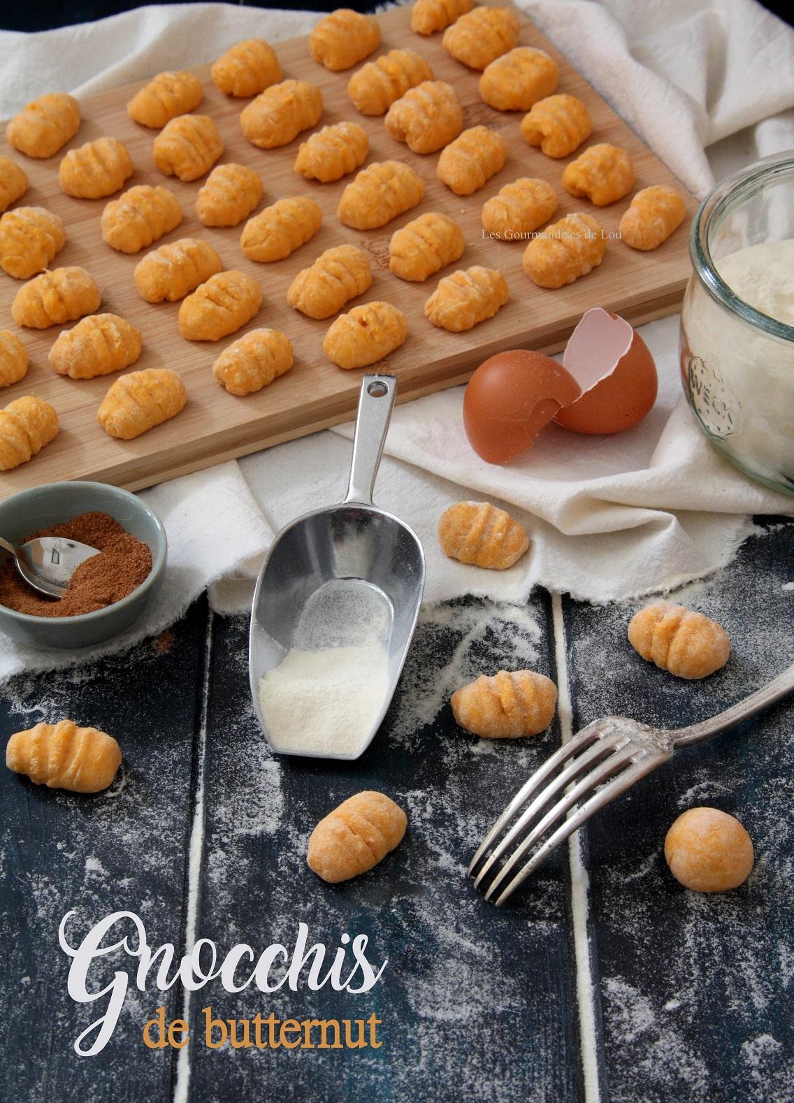 Gnocchis De Butternut Les Gourmandises De Lou