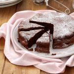 Gâteau au chocolat et mascarpone (Recette de Cyril Lignac)