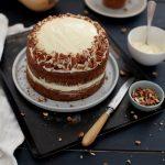 Butternut cake aux noix de pécan
