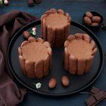 Charlottes chocolat – noix de coco