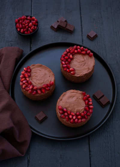 cheesecake chocolat grenade