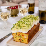 Cake poulet, tomate, courgette